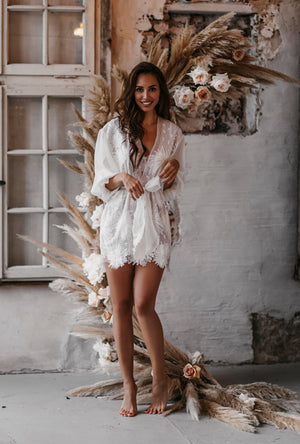 Bridal Robe Thalia