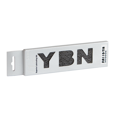 YBN 11sp Ti-Nitride Black Chain SLA110 (please note: out of stock until Aug. 1st)