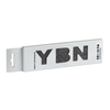 YBN 11sp Ti-Nitride Black Chain SLA110