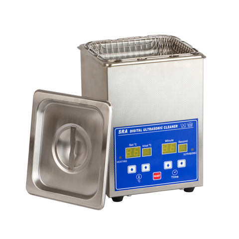 Stainless Steel Ultrasonic Cleaner 40,000 Hz