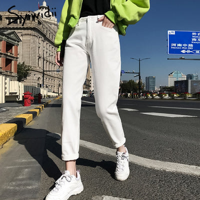 White Jeans for Women
