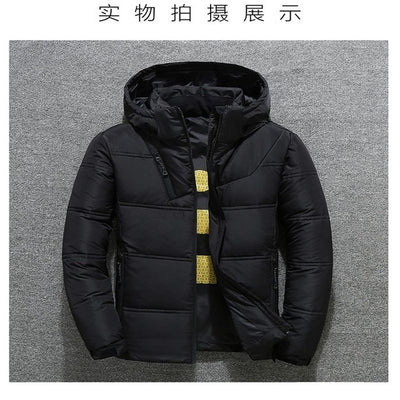 Winter Jacket Mens Quality