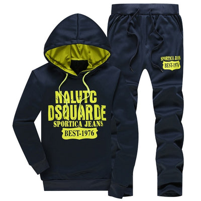 Casual Tracksuit Mens