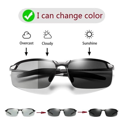 Men Polarized Driving Sunglasses