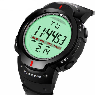 Waterproof Electronic LED Digital Watch