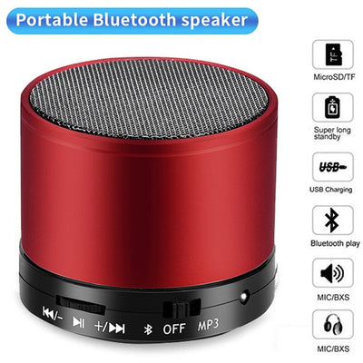 Rechargeable Wireless Bluetooth Speaker