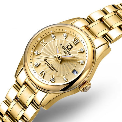 Mechanical Women Watch