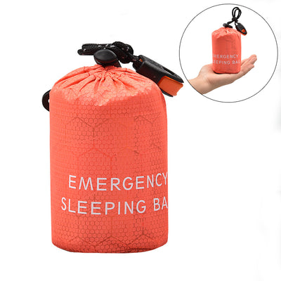 1 pcs Mini Outdoor Emergency Sleeping Bag