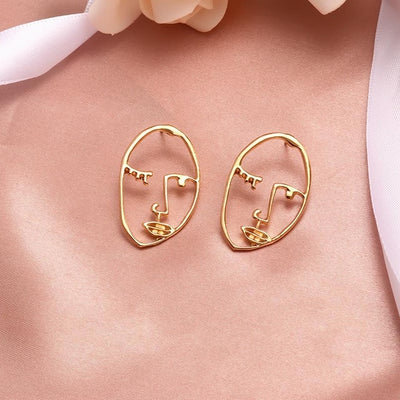 Deluxe Bay Korean Earrings