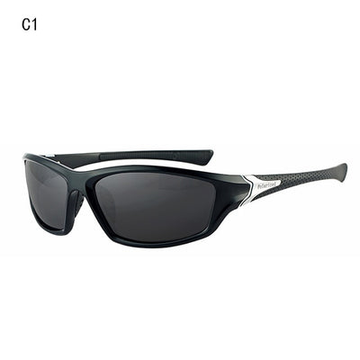 Deluxe Bay Polarized Sunglasses