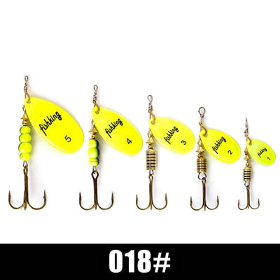 FISH KING Spinner Bait