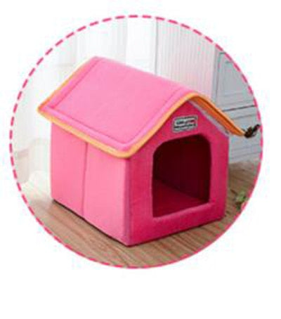 Pet House Foldable Bed