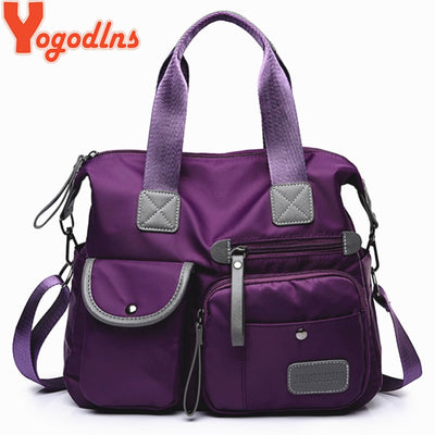 Large Capacity Ladies Handbag