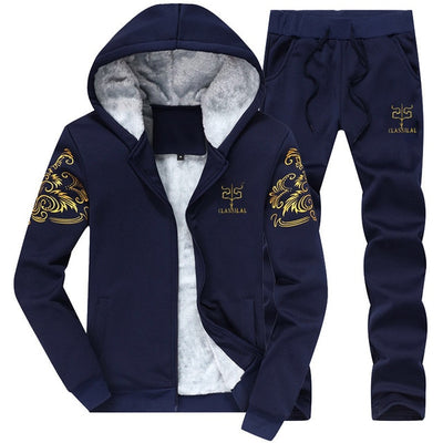 Men  Fashion Brand Tracksuit