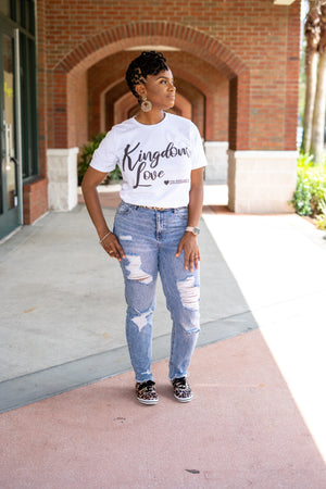Kingdom Love Tee- Women's