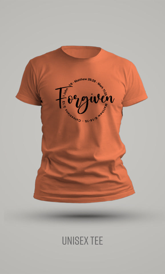 Forgiven  Unisex Tee