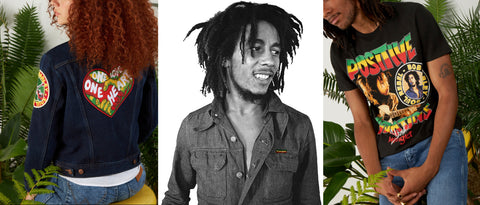 THE STORY BEHIND THE BOB MARLEY-WRANGLER COLLAB