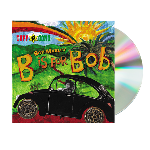 B is for Bob CD
