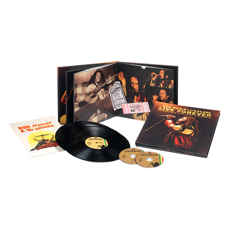 Live Forever: The Stanley Theatre, Pittsburgh, PA, September 23, 1980 2CD/3LP