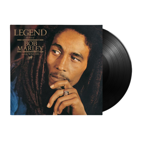 Legend - The Best of Bob Marley and the Wailers LP