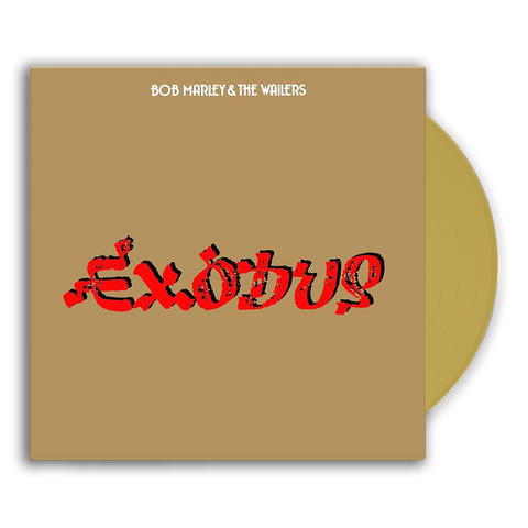 Exodus 40th Anniversary Edition Gold LP