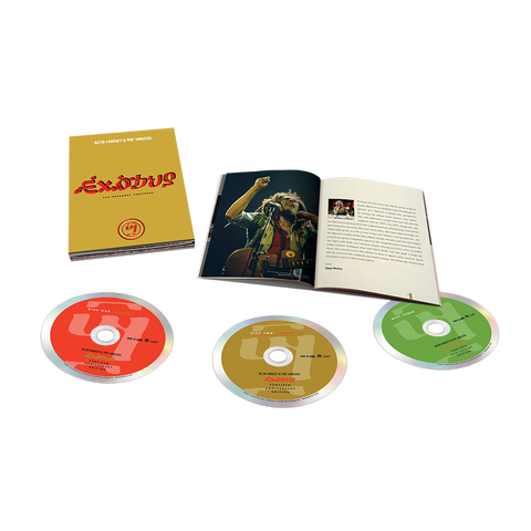 Exodus 40th Anniversary Edition 3CD