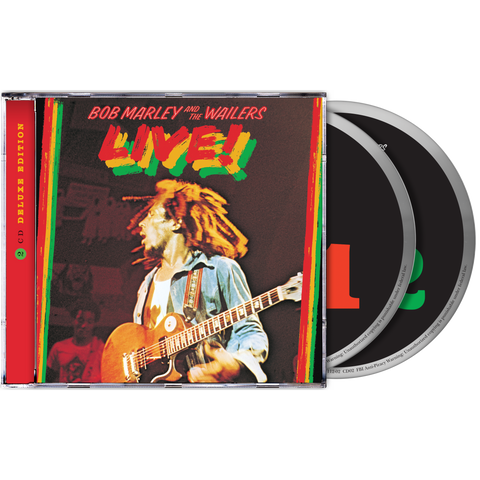 Live! Deluxe Edition 2CD