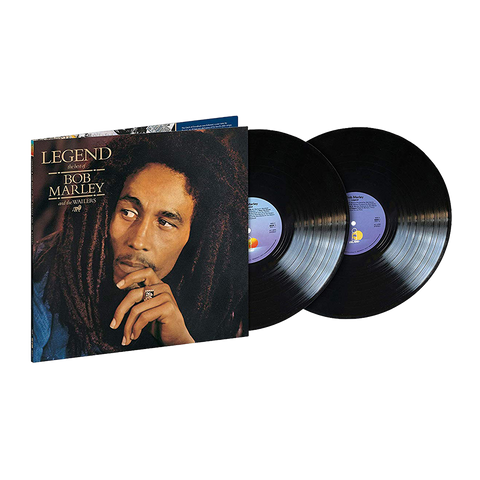 Legend - The Best of Bob Marley and the Wailers 35th Anniversary Edition 2LP