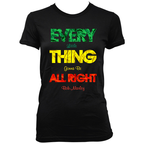 Every Little Thing Ladies T-Shirt