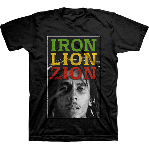 Iron Lion Zion T-Shirt