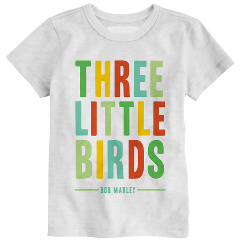 Three Little Birds Kids T-Shirt