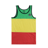 Catch a Fire Rasta Stripe Tank Top