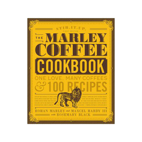 The Marley Coffee Cook Book