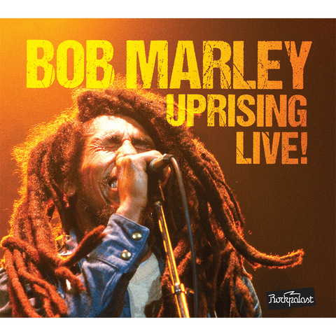 Uprising Live! DVD + 2CD