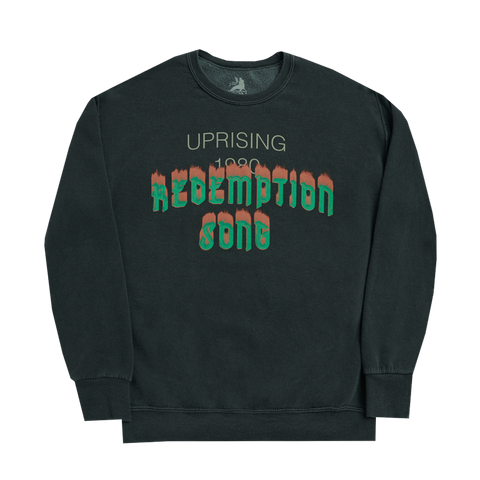 Redemption Song Long Sleeve Crewneck