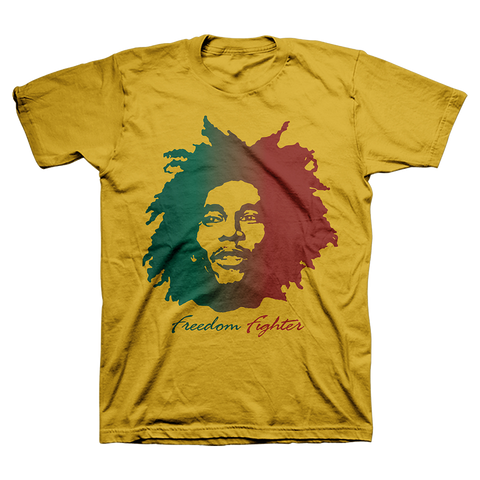 Freedom Fighter Gold T-Shirt