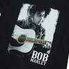 Guitar Marley Toddler Black T-Shirt