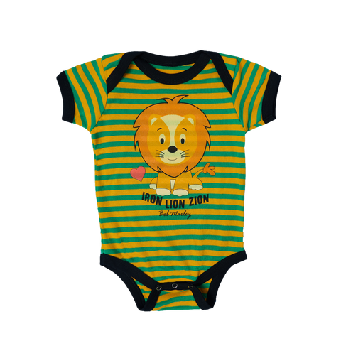 Iron Lion Zion Onesie
