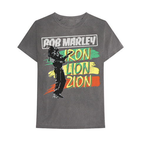 Vintage Iron Lion Zion T-Shirt