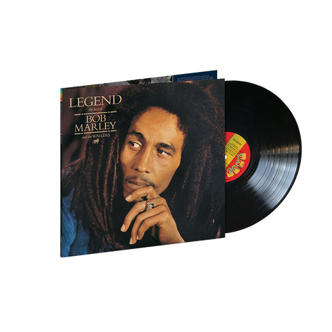 Legend (Jamaica Pressing)