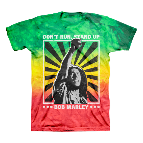 Stand Up Tie Dye T-Shirt