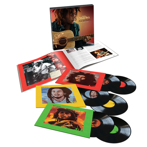 Songs Of Freedom 6LP Box