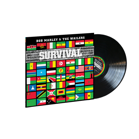 Survival (Jamaica Pressing)