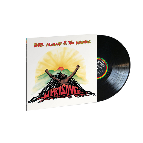 Uprising (Jamaica Pressing)