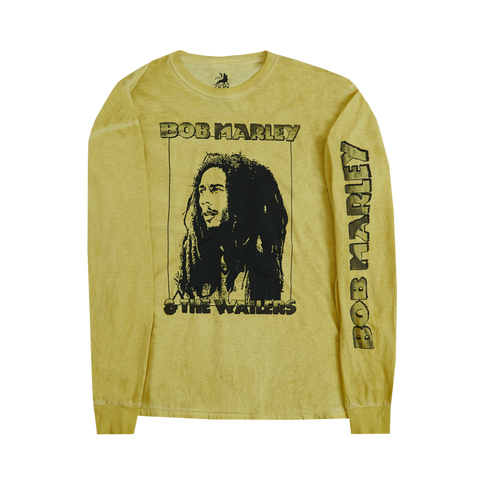 Profile Frame Kaya Yellow Long Sleeve Shirt