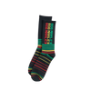 Rasta Stripe Color Socks