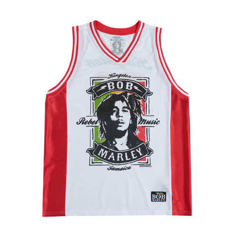 Rebel Music Creme Jersey