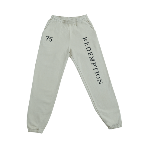 Redemption 75 Puff Print Joggers