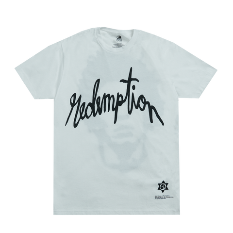 Redemption Silhouette White T-Shirt