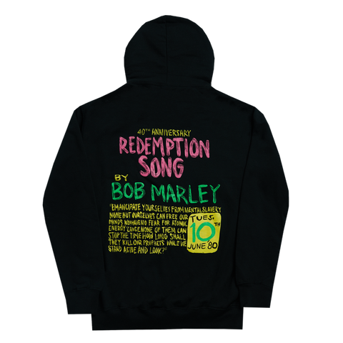 Redemption Song Pullover Hoodie